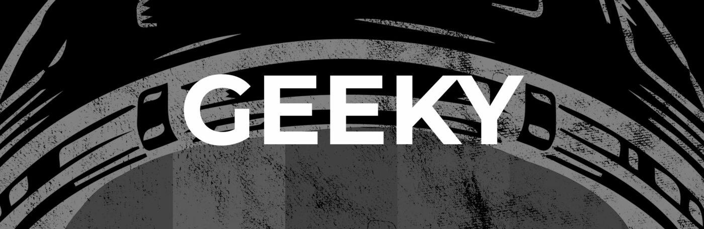 Geeky Apparel