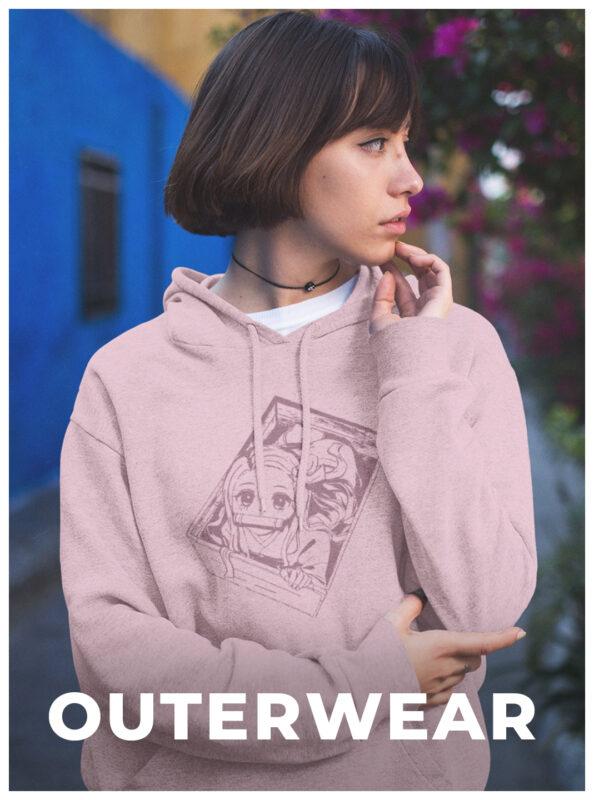 geek outerwear
