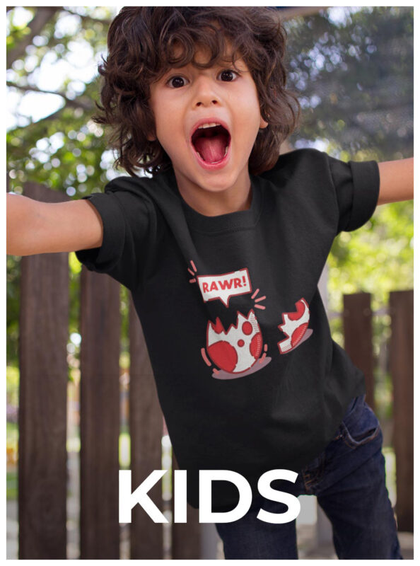 geeky kids clothing